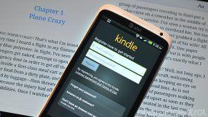 Kindle android nueva versión