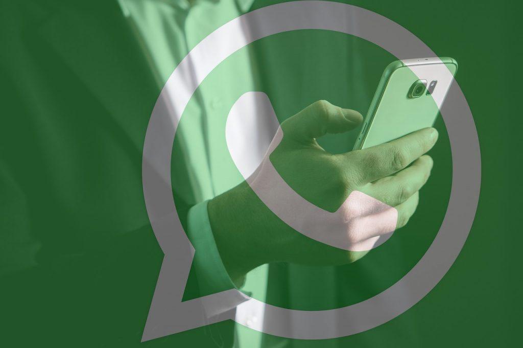WhatsApp app para móviles