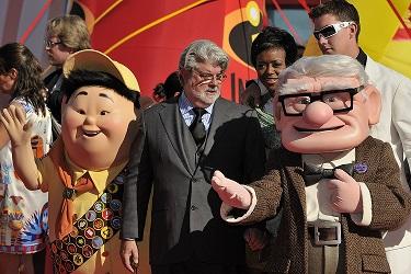 La animación Pixar