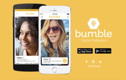 Aplicación Bumble