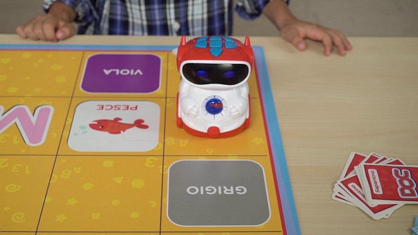 Robot educativo para niños