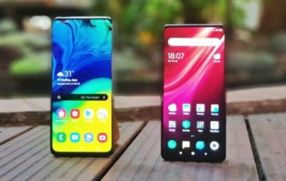 Comparativa Galaxy A80 vs Xiaomi Mi 9T