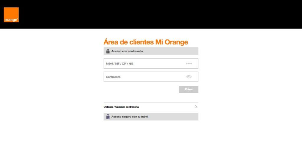 ¿Cuál es la cuenta de correo Orange de los clientes ADLS o que ya poseen una cuenta?