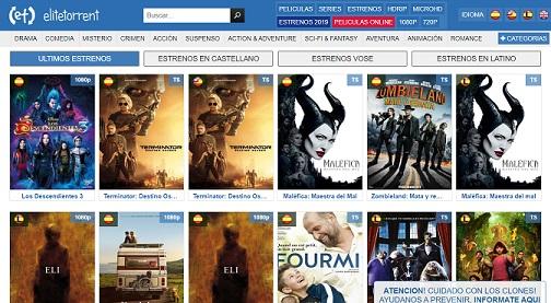 Esta es la página predilecta si lo que andas buscando es contenido en español.