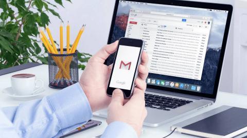 Correo móvil Gmail