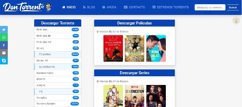 descargar películas y series en don torrent