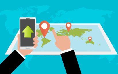 Pasos para localizar un smartphone por satélite