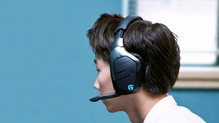 Logitech auriculares gaming