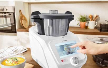 Monsieur Cuisine Connect vs Thermomix, qué robot de cocina comprar en 2020