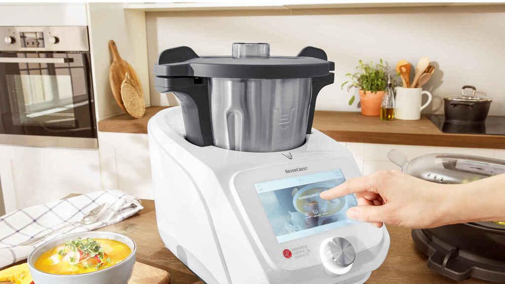 Monsieur Cuisine Connect vs Thermomix, qué robot de cocina ...