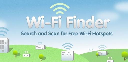 encontrar conexiones WiFi gratis desde el móvil WiFi finder