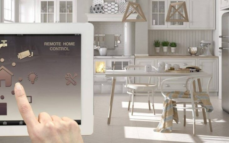 Tablet control remoto
