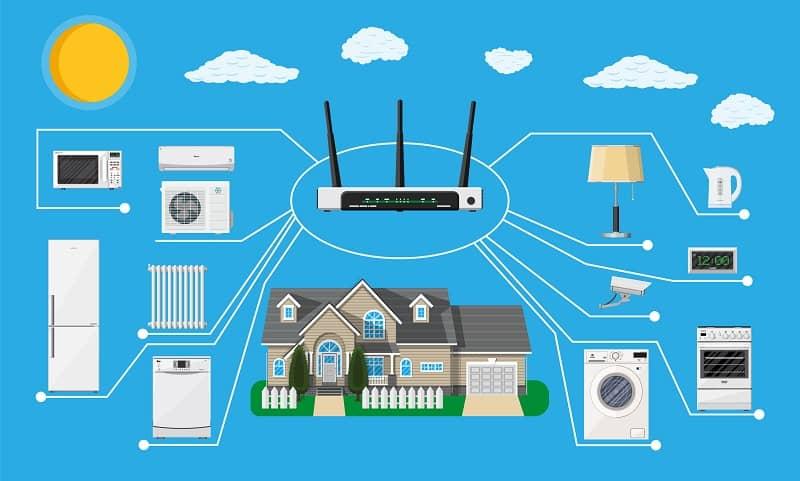 conectado con wifi