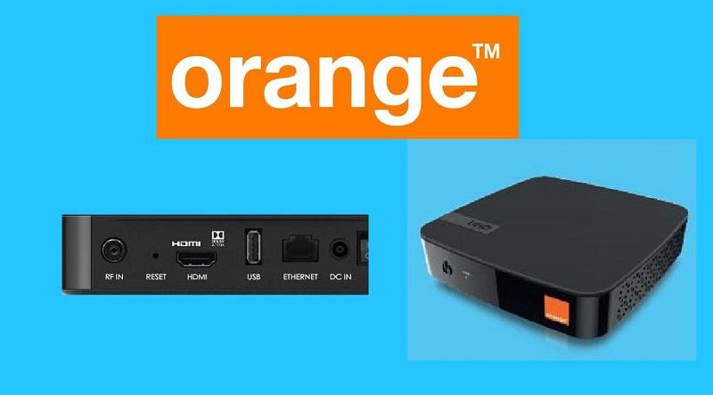 Decodificadores Orange