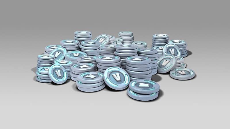Conseguir paVos en Fortnite gratis