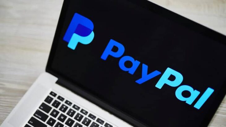 Paypal en computadora