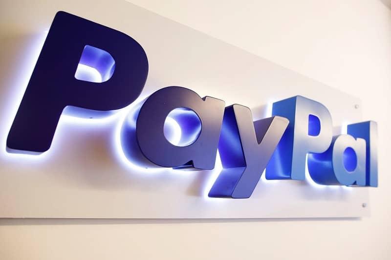 Logo Paypal grande