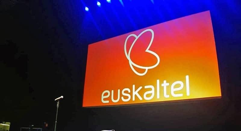 Gran pantalla Euskaltel