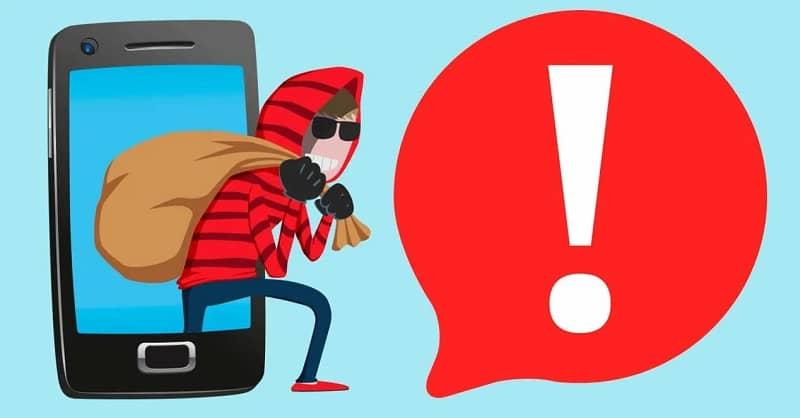 robos por telefono