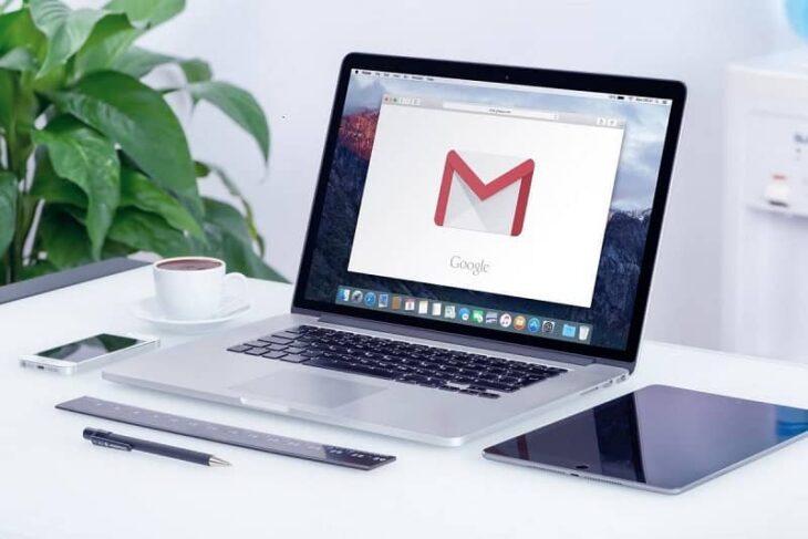 Usando gmail en computador
