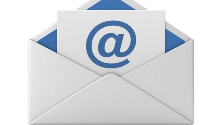 email mensajes