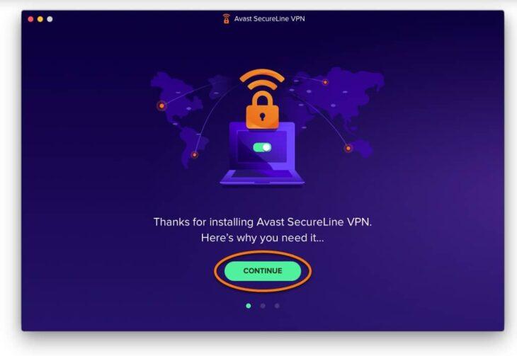 licencia gratis para AVAST Secureline VPN