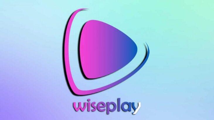 wiseplay logo azul