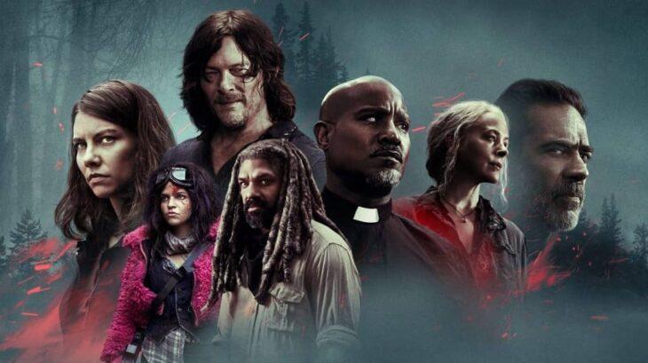 temporada 11 the walking dead